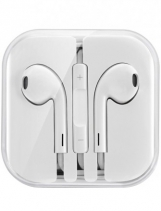 Наушники с микрофоном Hoco M1 Series Earphone для Apple и Android (Белые)