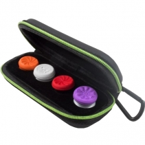 Чехол геймерский для насадок Kontrolfreek PRO Gamer Performance Thumbstick Carrying Case