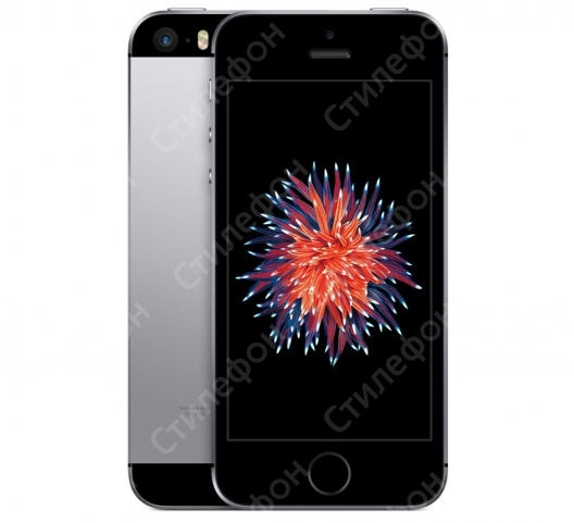 Apple iPhone SE 16 GB Space Gray (Черный)