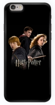 Чехол для iPhone, Samsung, Sony эксклюзивный (Harry Potter, Hermione, Ronald Bilius)