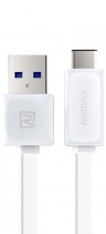 Кабель USB Type C Remax (Белый)