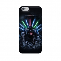 Чехол на iPhone 5 / 5s / 5c / 6 / 6s / 6 Plus / 6s Plus или любую модель смартфона (Game of Thrones Star Wars)