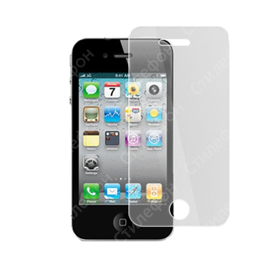 ProfessionalProtective Film для Apple iPhone 4 / 4S (Глянцевая)