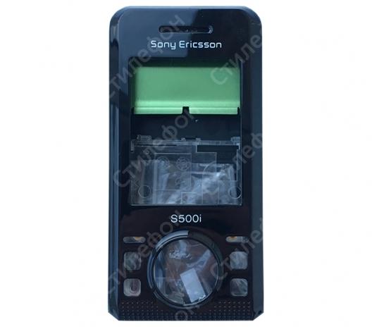 Купить корпус для сотового телефона Sony Ericsson Сони Эриксон S500i ... 5f286b757af75