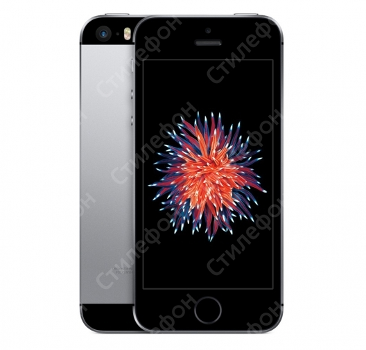 Apple iPhone SE 64 GB Space Gray (Черный)