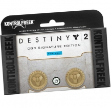 Накладки на стики PS 4 KontrolFreek Destiny 2 CQC Signature Edition Gold