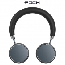 Наушники Rock Muma Stereo Headphone (Черные)